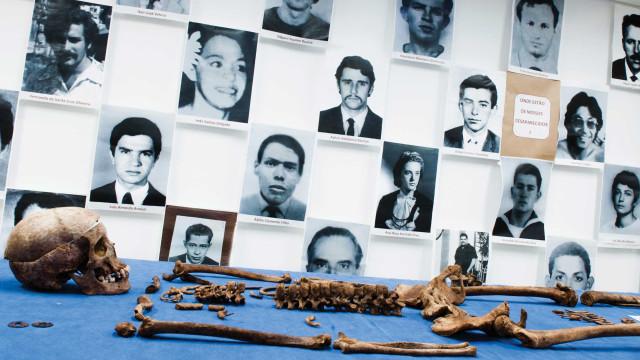 Ossada de desaparecido político é identificada após 47 anos