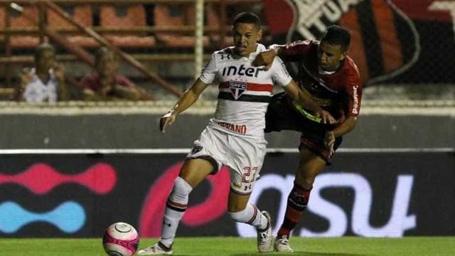 São Paulo perde para o Ituano, e Dorival fica em xeque