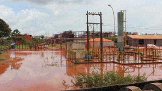Ibama investiga origem da contaminação de fábrica de alumina no Pará
