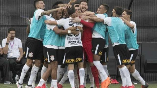 'O choro é livre', diz Rodriguinho após crítica do Palmeiras a árbitro
