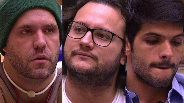 Paredão triplo tem 'campeões' de rejeição no BBB18