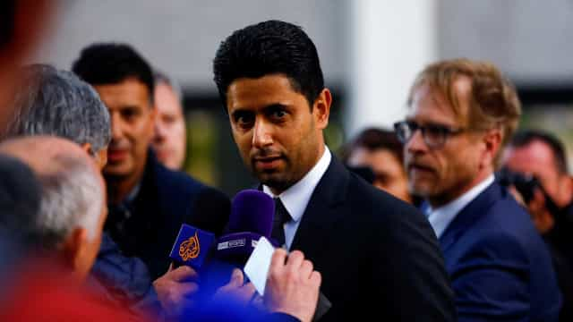 Presidente do PSG é alvo de investigação na França sobre corrupção