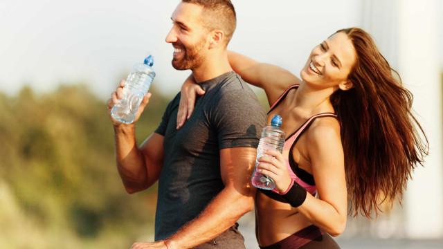 Água e exercício físico. Quanta devemos beber e quando?