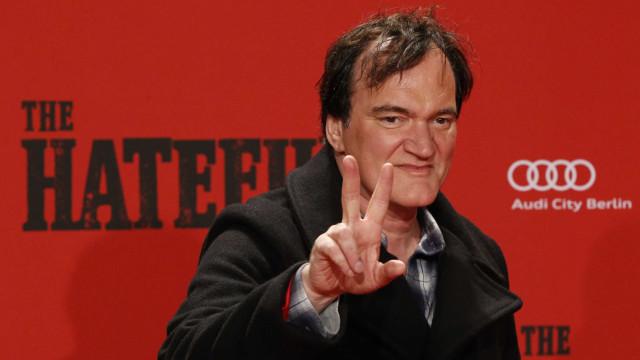 Quentin Tarantino avalia possibilidade de parar de dirigir filmes