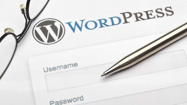 Cerca de 30% dos sites da internet usam WordPress