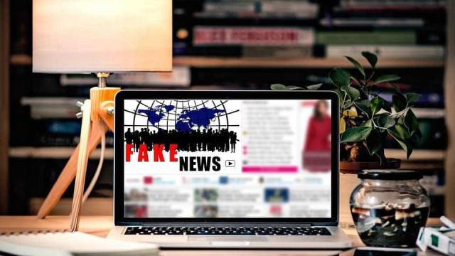 Oito em cada dez já viram notícias falsas em redes sociais
