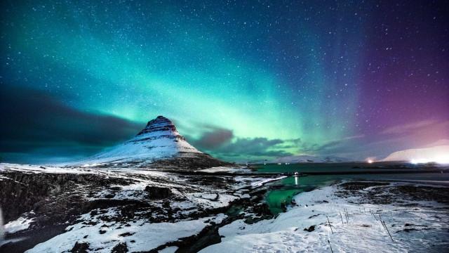 Islândia: a beleza do país de fogo e gelo captada por um drone