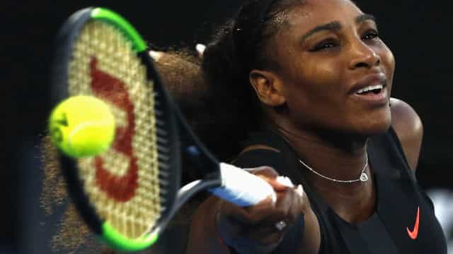 Serena Williams volta e vence na estreia pelo Torneio de Roma