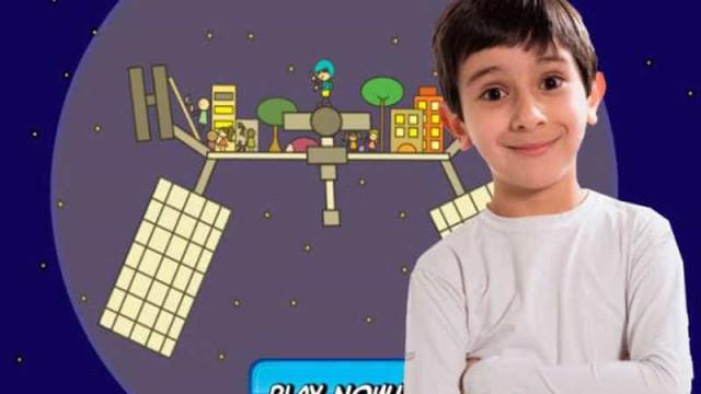 Menino de 7 anos que ganhou concurso da Nasa faz palestra em SP