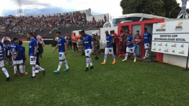 Cruzeiro empata com reservas e termina primeira fase do Mineiro invicto