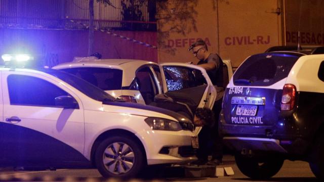Carro onde Marielle e Anderson estavam passará por nova perícia no Rio