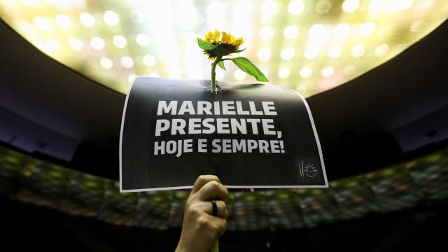 Suspeitos de ligação com morte de Marielle Franco são presos