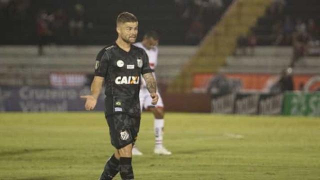 Santos joga mal e empata com Botafogo-SP