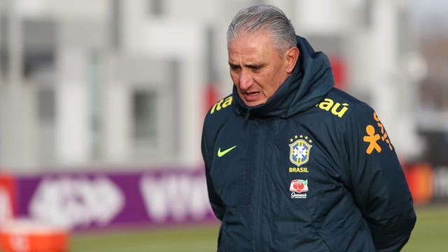 Brasil pode ter nova baixa em amistosos