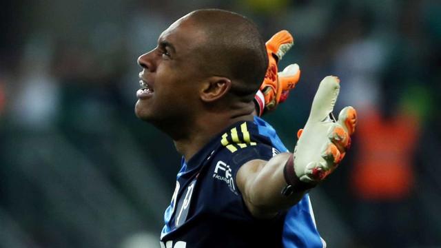 Jailson é suspenso e só volta ao Palmeiras no 2º jogo da semifinal