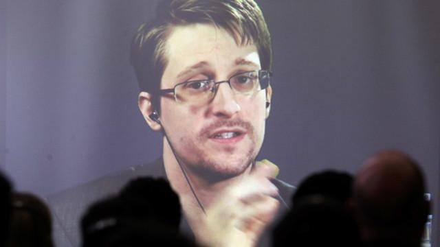 Edward Snowden participa de evento sobre segurança da informação