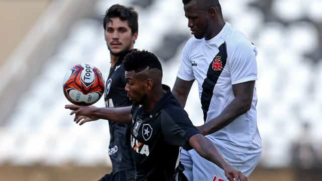 TJD cancela suspensão de árbitro de 'Vasco x Botafogo'