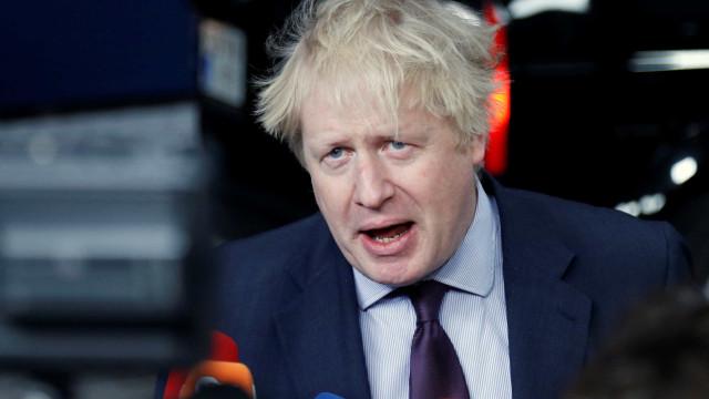 Boris Johnson tenta nova votação de acordo do Brexit