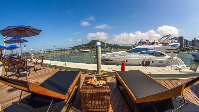 Páscoa estimula turismo náutico em Santa Catarina