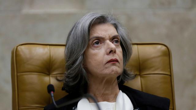 Cármen Lúcia critica relatório contra opositores do governo