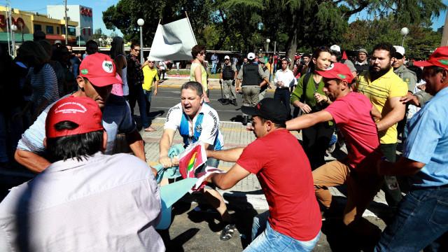 Lula e Bolsonaro estarão em Curitiba amanhã; protestos são aguardados