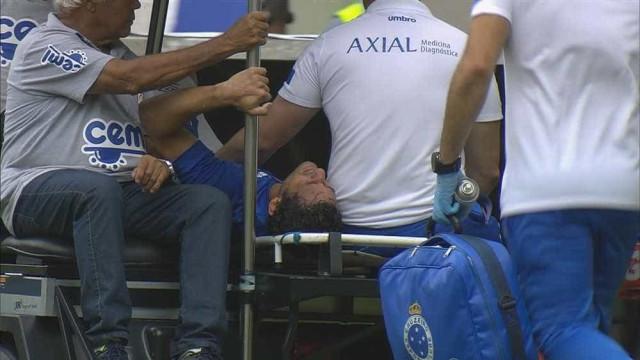 Fred será operado no mesmo hospital onde Neymar passou por cirurgia