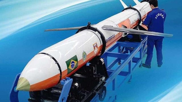 Míssil brasileiro de alta precisão está em fase final de produção
