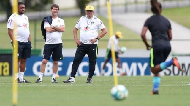 Vadão convoca seleção feminina para Copa América; confira a lista