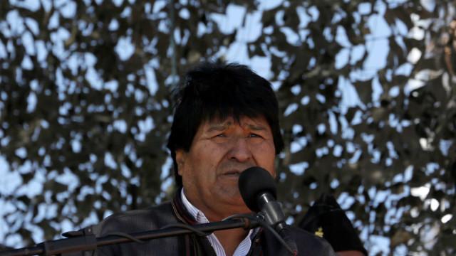 Termina hoje prazo dado por manifestantes para que Morales renuncie