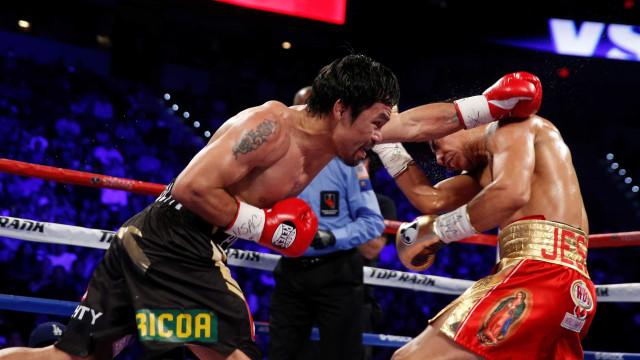 Manny Pacquiao lutará por cinturão em julho