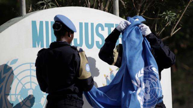 ONU anuncia nova orientação para o Haiti no Conselho de Segurança