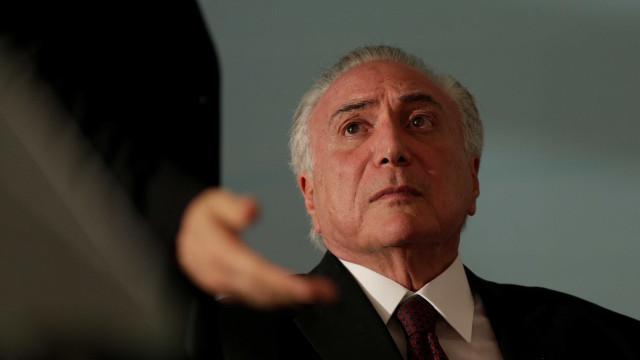 PF atribui a Temer obstrução em suposta compra do silêncio de Cunha