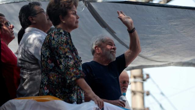 Em vídeo, Lula diz que defesa entrará com recurso na segunda-feira