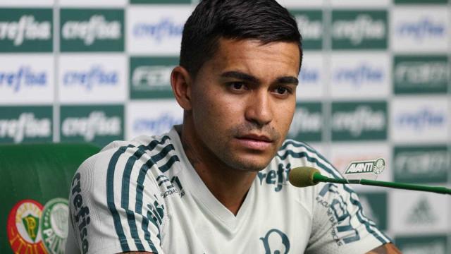 Dudu admite que título está distante para o Palmeiras: 'Mais difícil'