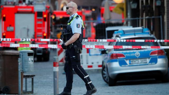 Suspeito de tiroteios na Alemanha é encontrado morto