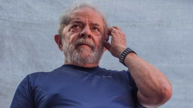 'Todo mundo está vendo que não era só discurso', diz Lula sobre Moro