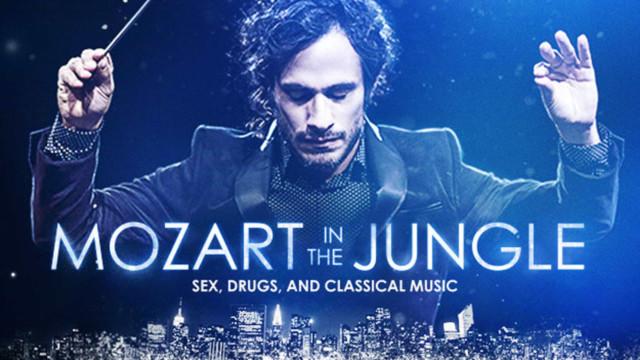 Após quatro temporadas, série 'Mozart intheJungle' é cancelada
