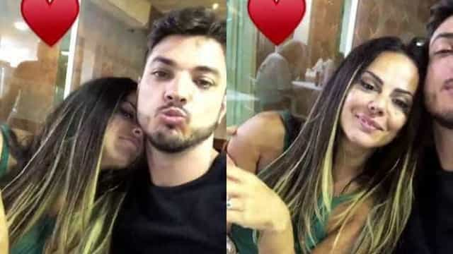 Após dois meses, Viviane Araújo termina namoro com engenheiro