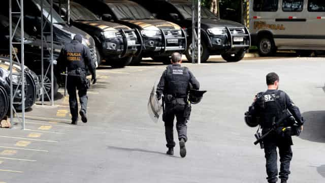 Brasil enviará agentes da Polícia Federal para trabalhar na Copa