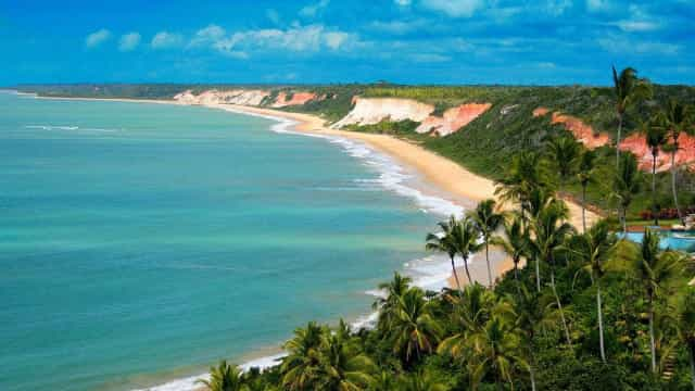 Descubra o paraíso natural que é Arraial D'Ajuda