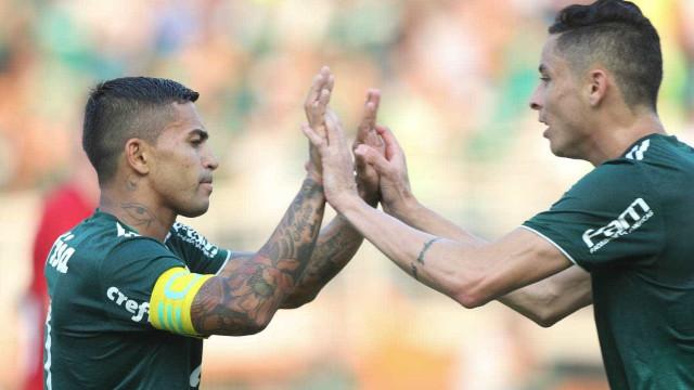 Palmeiras: Dudu rebate críticas e explica não ter comemorado o gol