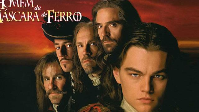 'O Homem da Máscara de Ferro': veja como está o elenco 20 anos depois