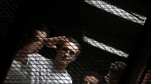 Unesco premia Shawkan, fotojornalista egípcio detido desde 2013