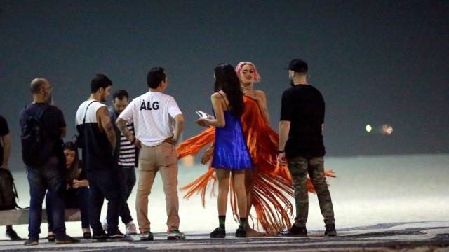 Pabllo Vittar grava participação em novo clipe no Rio