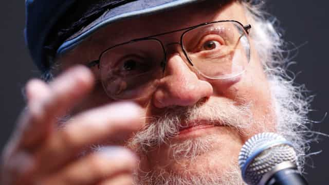 Autor de 'Game of Thrones', George R.R. Martin lança novo livro