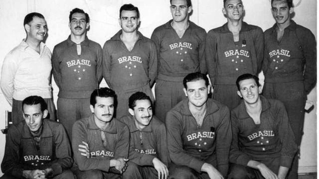 Morre medalhista olímpico do basquete masculino do Brasil