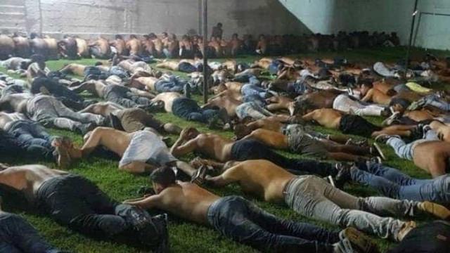 Presos em suposta festa de milícia começam a ser soltos no Rio