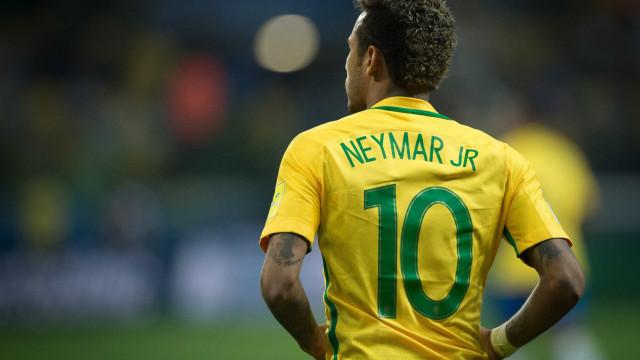 Neymar pode igualar Ronaldo Fenômeno em gols pela seleção nesta quinta