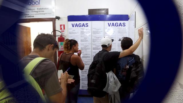 Nível de ocupação atinge menor patamar em oito anos, diz IBGE