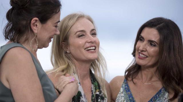 Angélica chora em despedida do 'Estrelas': 'Foi muito emocionante'